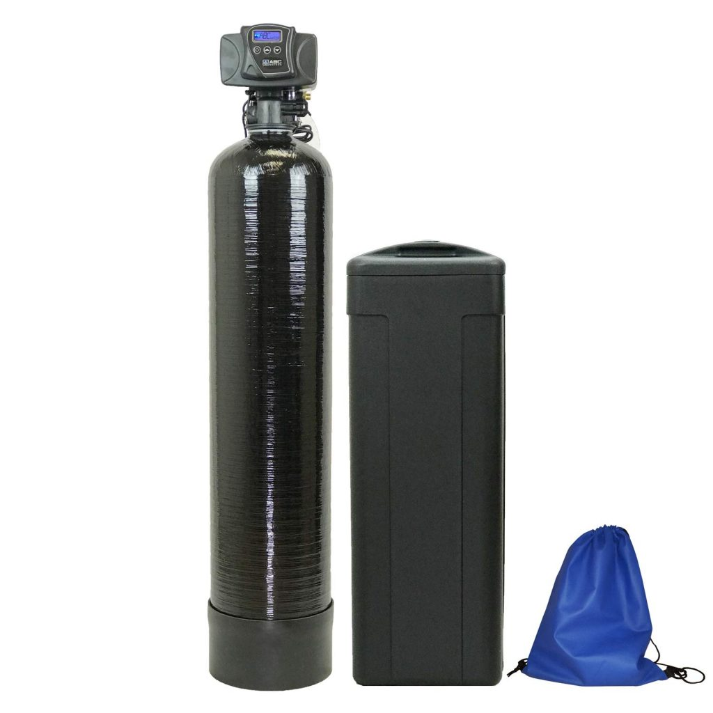 ABCwaters Built Fleck 5600sxt Water Softener System