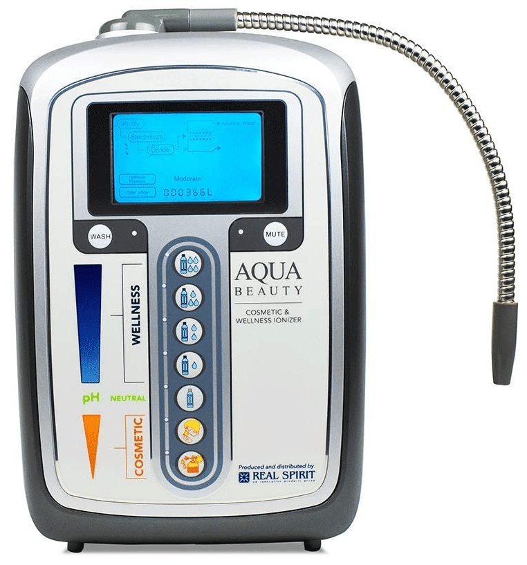 Air Water Life Aqua Ionizer Deluxe 5.0 Alkaline Water Ionizer Machine