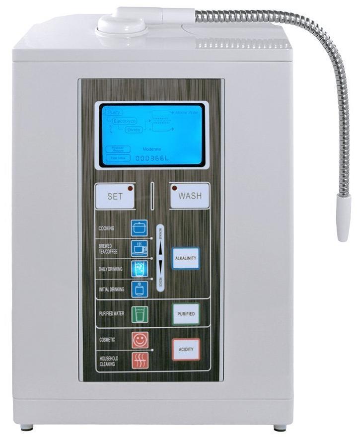 Air Water Life Aqua-Ionizer Deluxe 7.0 Alkaline Water Ionizer Machine