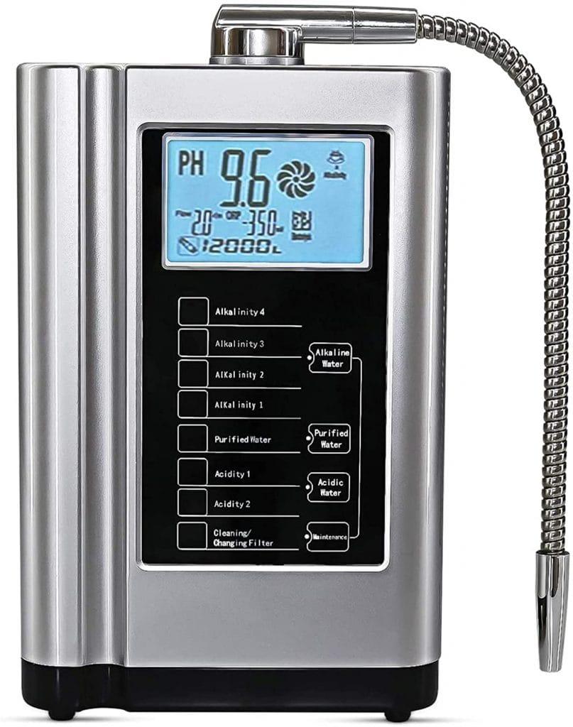 AquaGreen AG7.0 Silver Alkaline Water Ionizer Machine