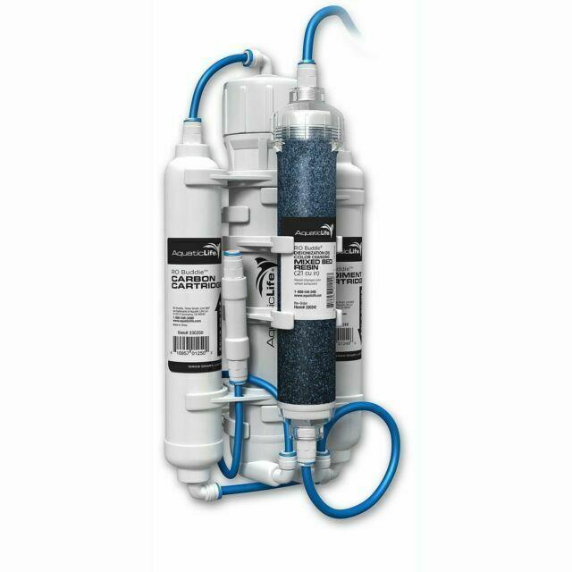 Aquatic Life RODI Buddie Reverse Osmosis Water Filter