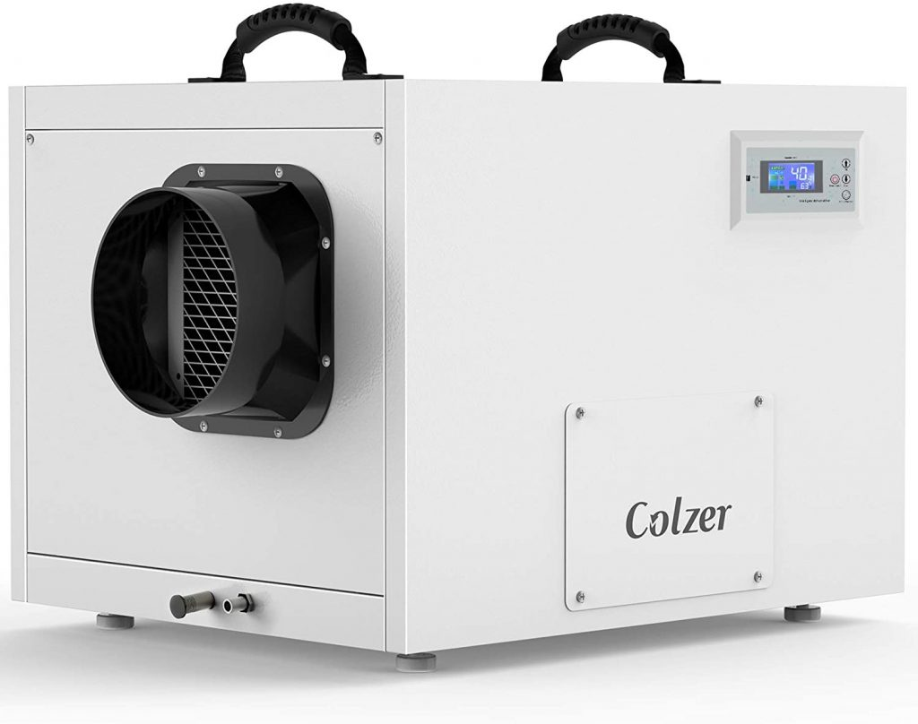 Colzer CD70P Dehumidifier with Pump