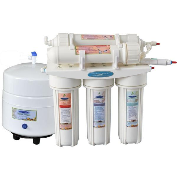 Crystal Quest 1000C THUNDER Series Reverse Osmosis Water Filter