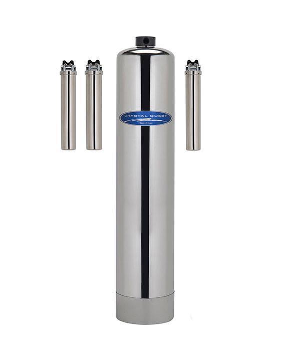 Crystal Quest Salt-Free Water Softener System