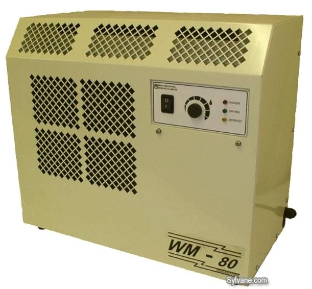 Ebac WM80 Wall-Mounted Dehumidifier