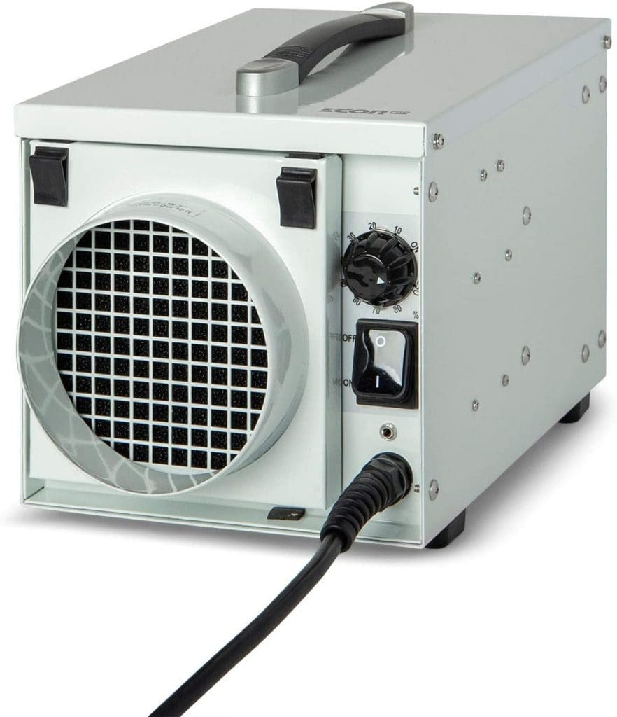 Ecor Pro EPD50 Desiccant Dehumidifier