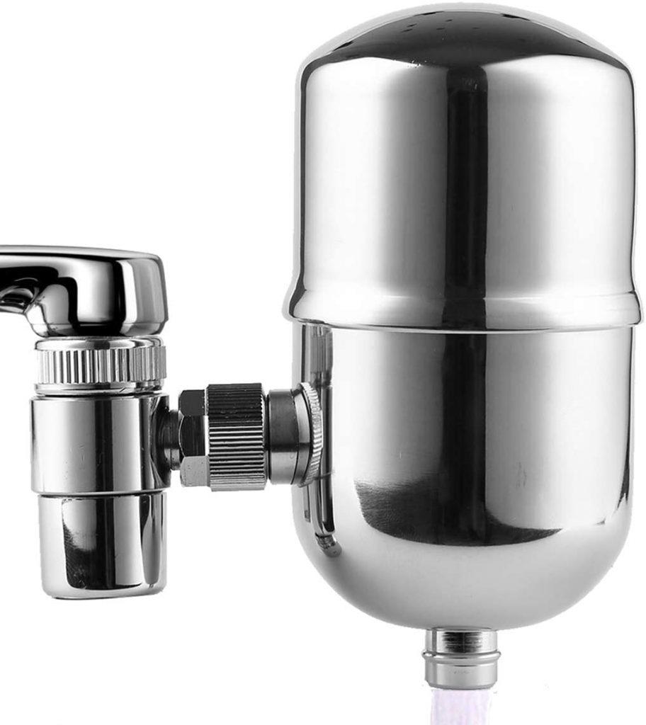 Engdenton B07DCMD991 Faucet Water Filter