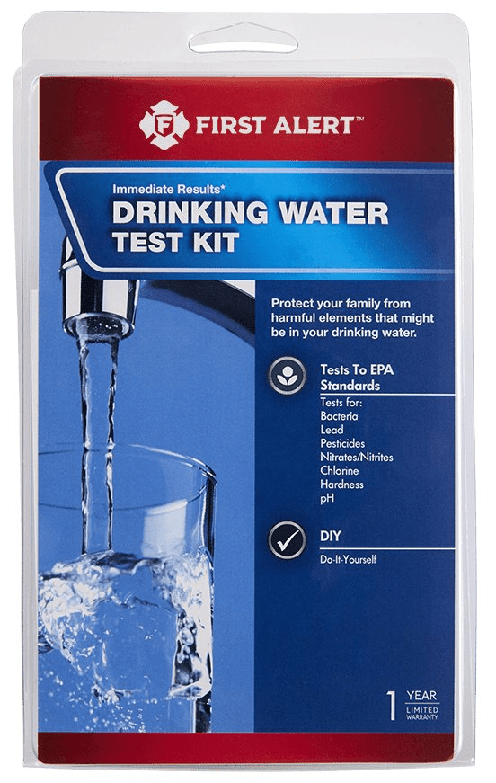 First Alert WT1 Water Test Kit