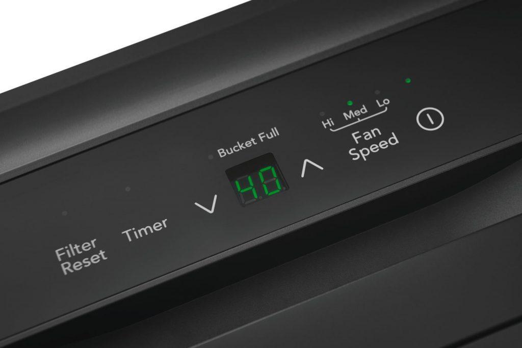 Frigidaire FFAD5033W1 Digital Controls