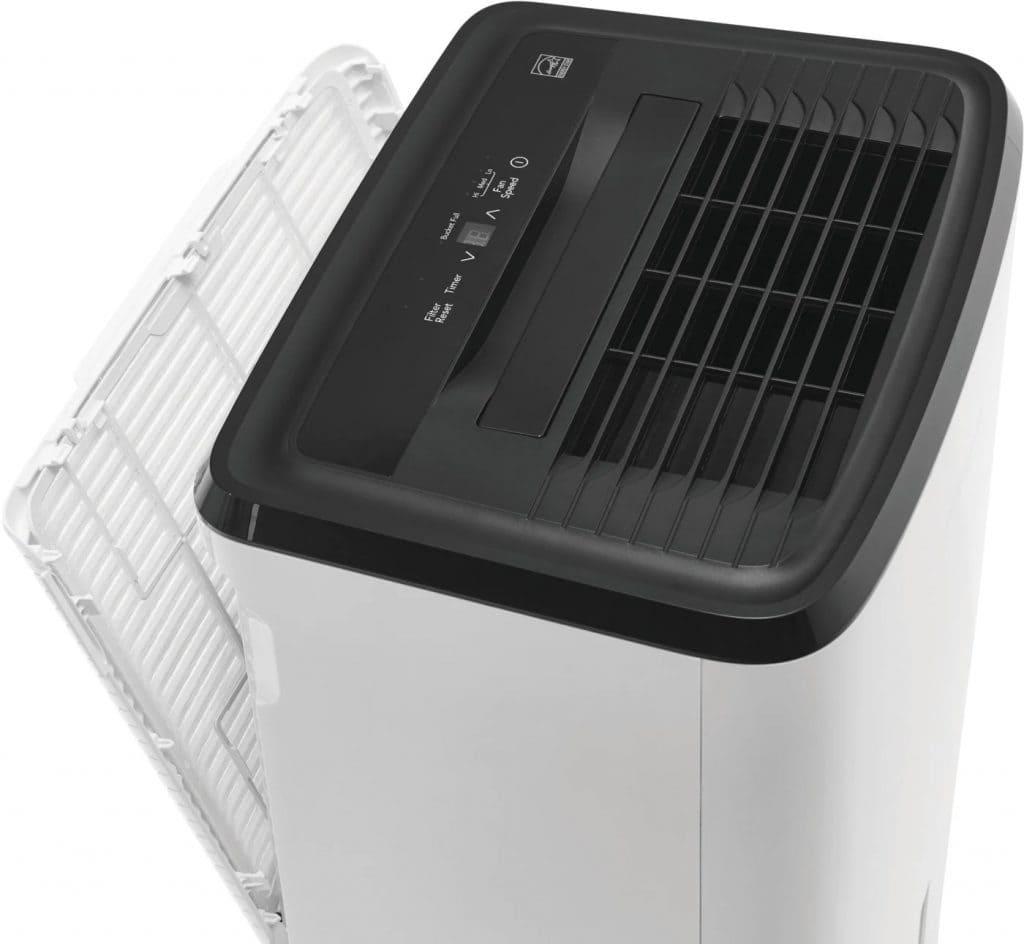 Frigidaire FFAD5033W1 Filter Reset
