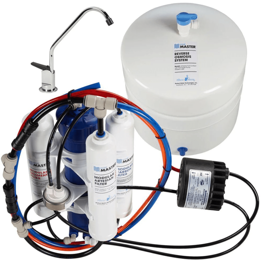 Home Master TMAFC-ERP Reverse Osmosis Water Filter