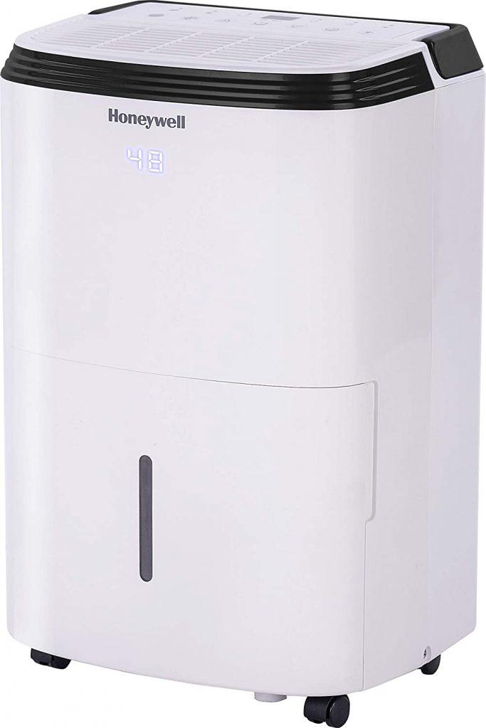 Honeywell TP50WK Quietest Dehumidifier