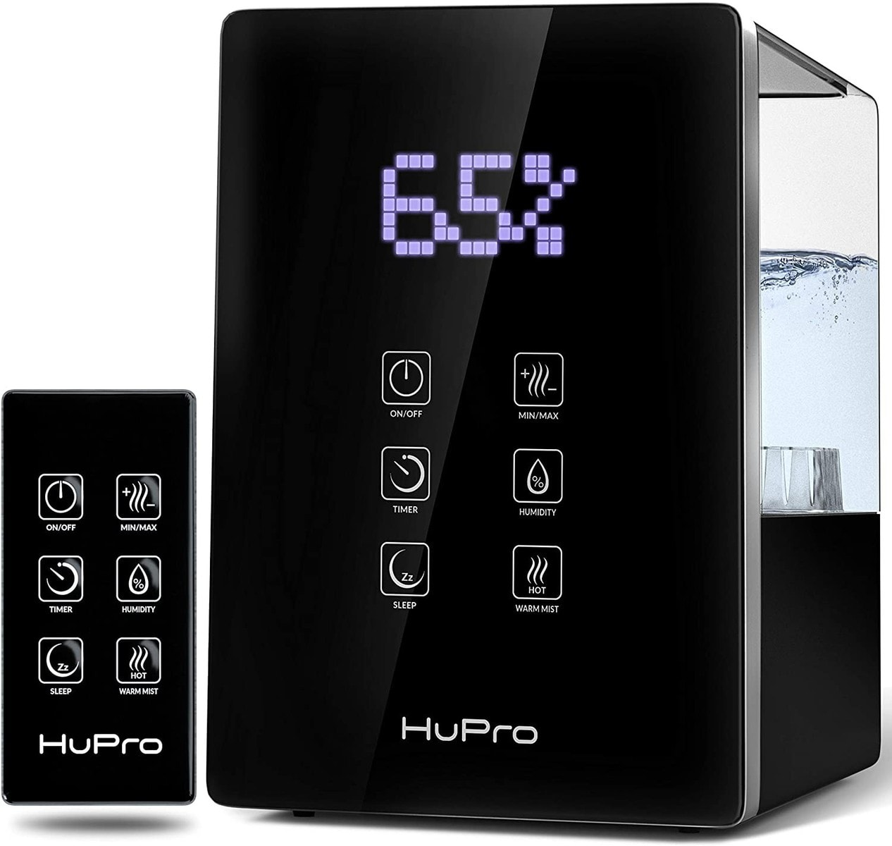 Hupro Warm and Cool Mist Humidifier
