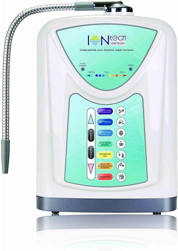 IntelGadgets IONtech IT-580 Alkaline Water Ionizer Machine