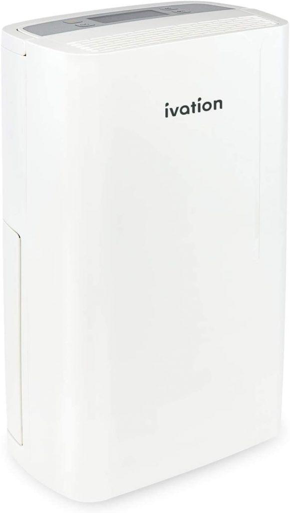 Ivation 14.7-Pint Compressor Dehumidifier