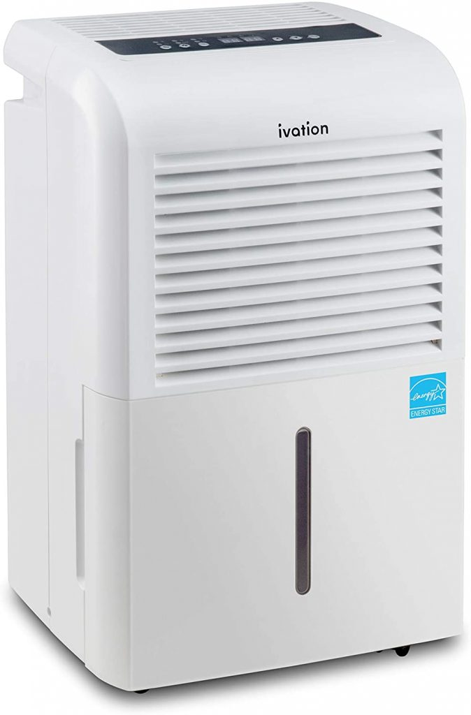 Ivation IVADH50PWP2 Dehumidifier