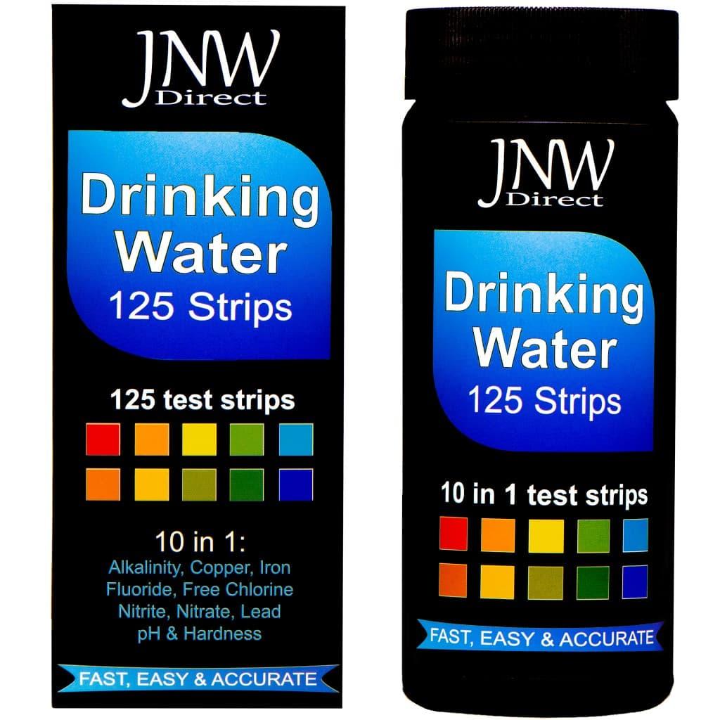 JNW Direct 10 in 1 Water Test Kit