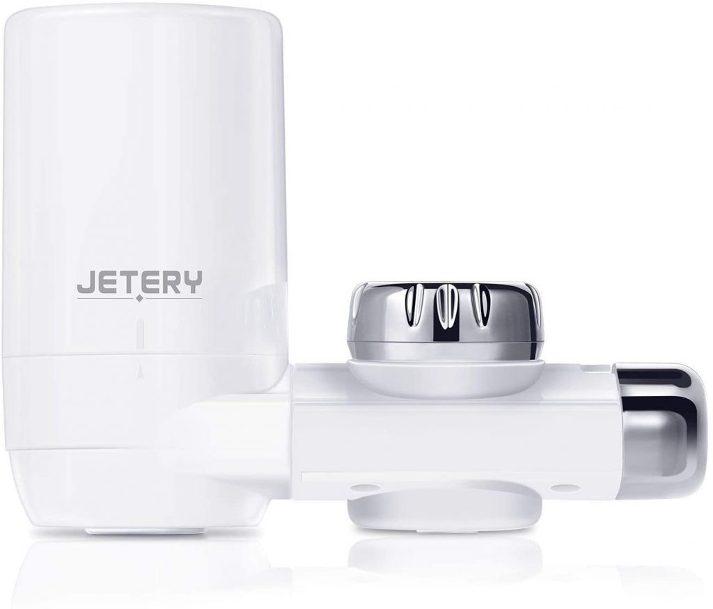 Jetery Faucet Water Filter