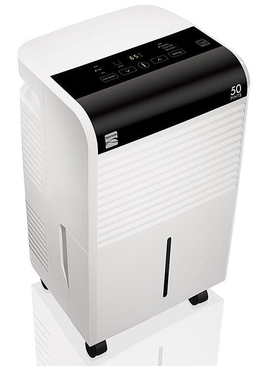 Kenmore 50-Pint Dehumidifier