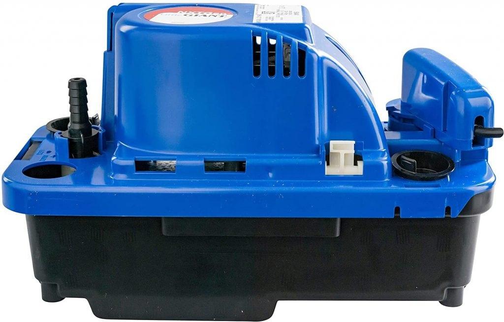 Little Giant VCMX-20ULST 554550 Dehumidifier Condensate Pump