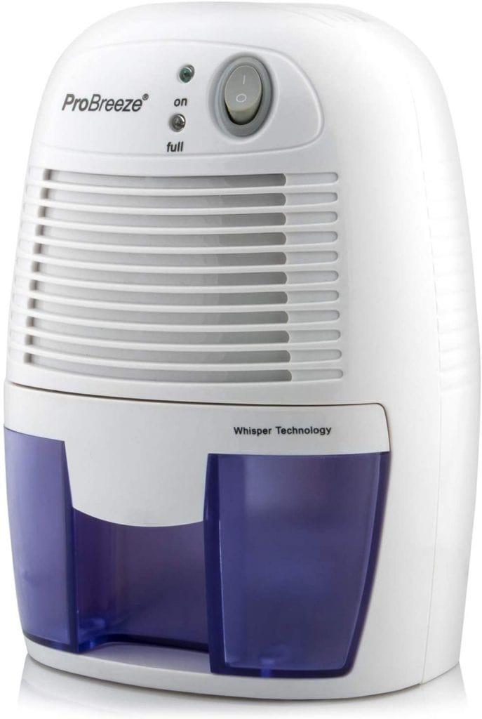 Pro Breeze PB-02-US Bedroom Dehumidifier