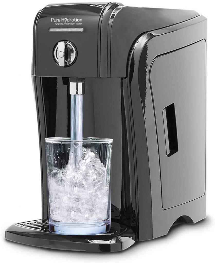 Pure Hydration PH127 Alkaline Water Ionizer Machine