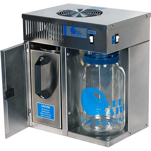 Pure Water Mini-Classic CT Water Distiller