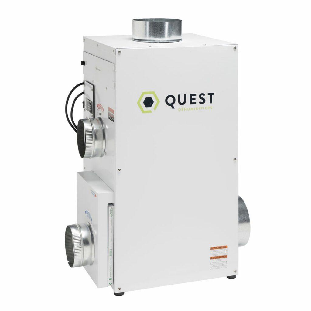 Quest Dry 132D Desiccant Dehumidifier