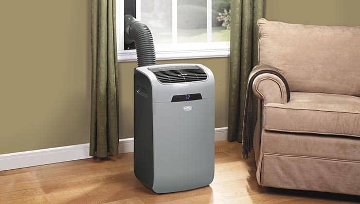 Quietest Portable Air Conditioner featured photo
