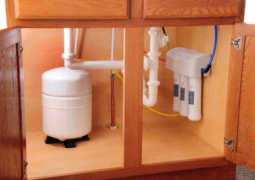 Reverse Osmosis Water Filter picture