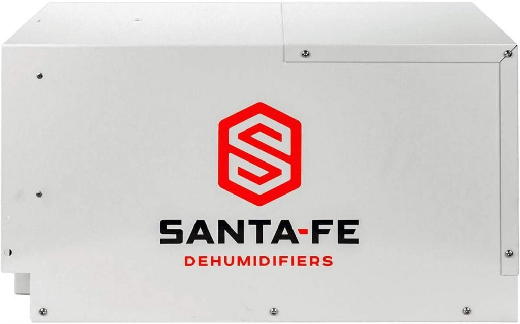 Santa Fe Compact70 Crawl Space Dehumidifier