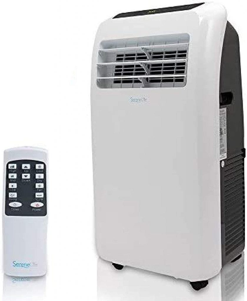 SereneLife SLPAC10 Portable Air Conditioner