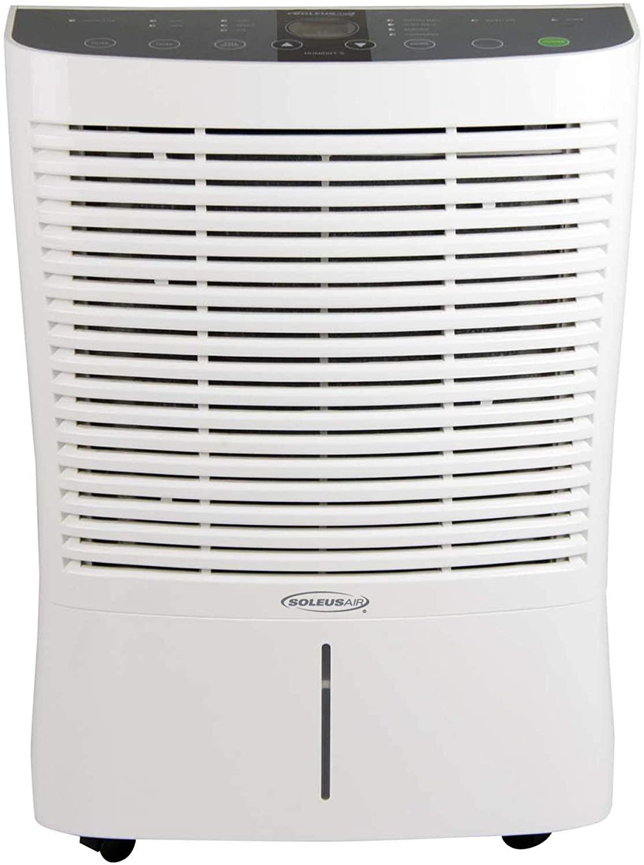 Soleus Air HCB-D95-A Dehumidifier
