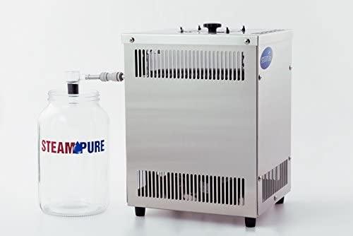 Steam Pure 2992 Stainless Steel Countertop Water Distiller