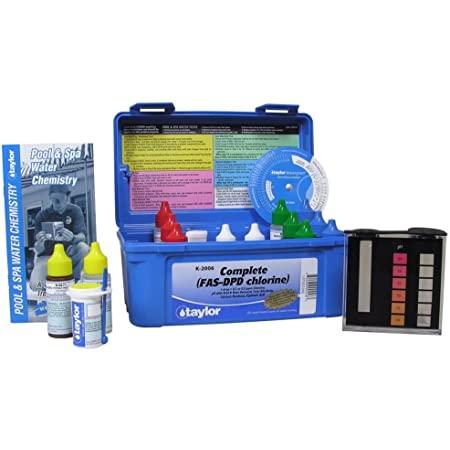 Taylor Technologies K-2006 Water Test Kit