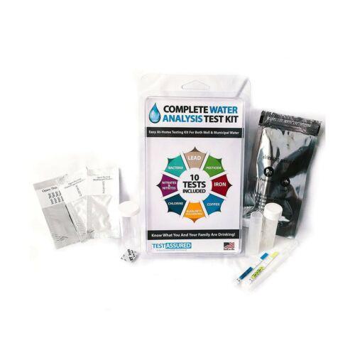 Test Assured cwa1000 Water Test Kit