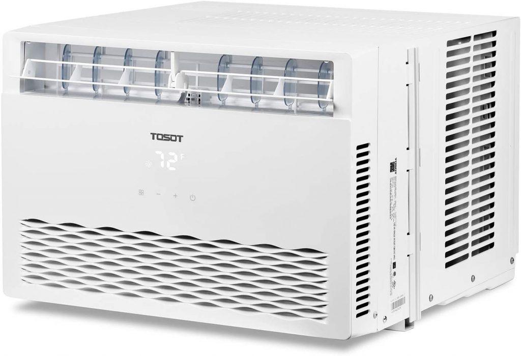 Tosot 8000 BTU Window Air Conditioner
