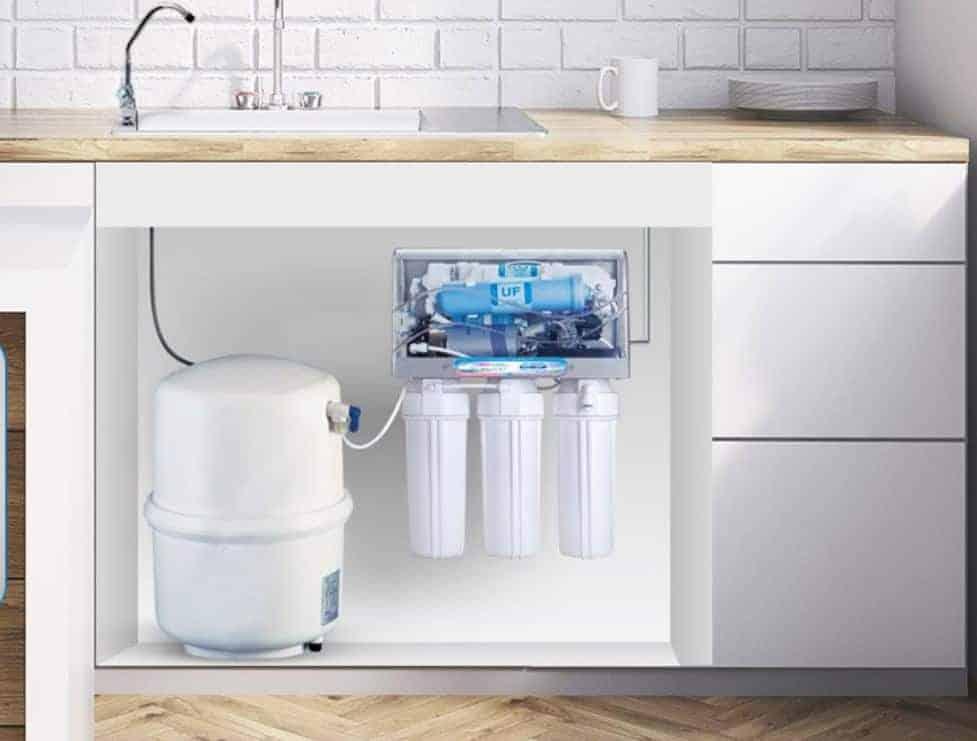 Under Sink Water Filter Picture