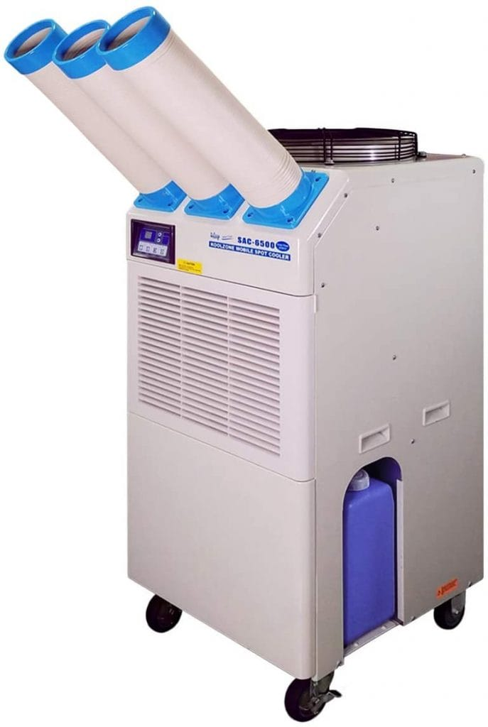 Uninex SAC-6500 Commercial Portable Air Conditioner