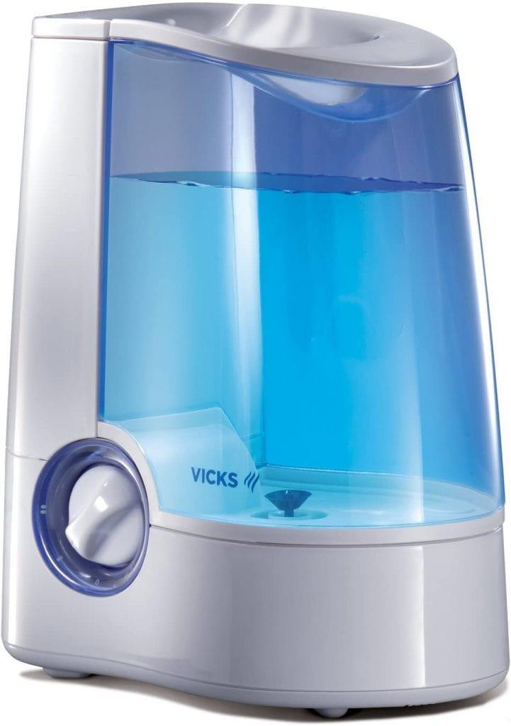 Vicks V745A Warm Mist Humidifier