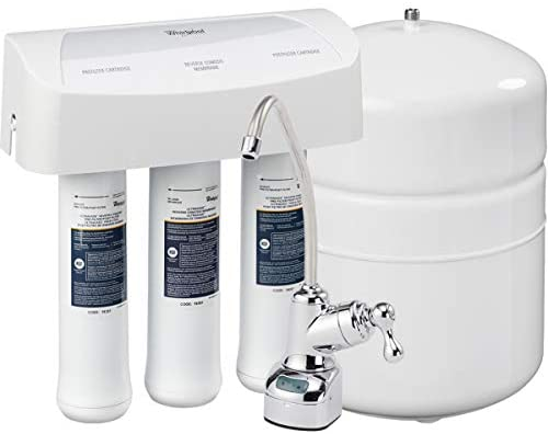 Whirlpool WHER25 Reverse Osmosis Water Filter