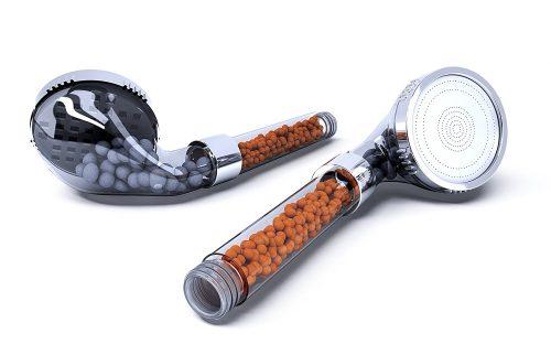 ZenFresh High-Pressure Water-Saving Ionic Shower Head Filter