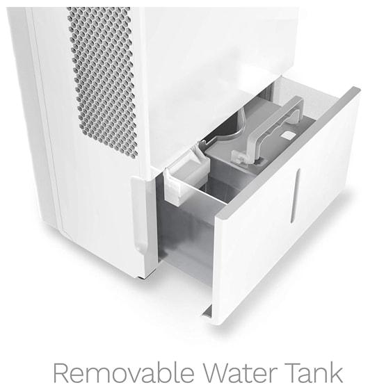 hOmelabs Dehumidifier water tank