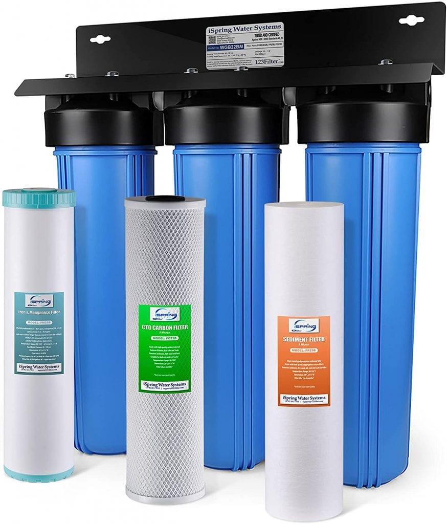 iSpring WGB32BM Water Filter